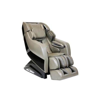 Infinity Riage X3 Taupe Deluxe 3D Massage Chair with Body Scanning and Compression Therapy