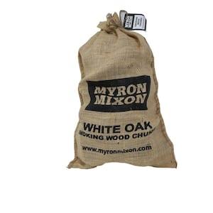 White Oak Flavor BBQ Wood Chunks