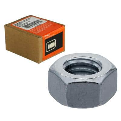 1/4 in.-20 Stainless Steel Hex Nut (25-Pack)