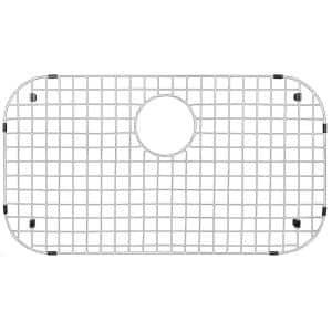 26-3/4 in. x 14-3/4 in. Stainless Steel Bottom Grid