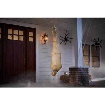 5.5 ft. Animated LED Hanging Mummy