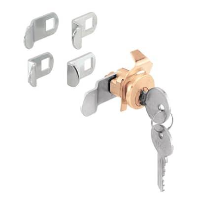 Multipurpose Steel and Latch Mailbox Lock