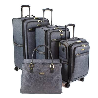 Soho 4-Piece Spinner Luggage Set