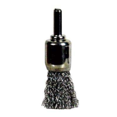 3/4 in. End Wire Brush