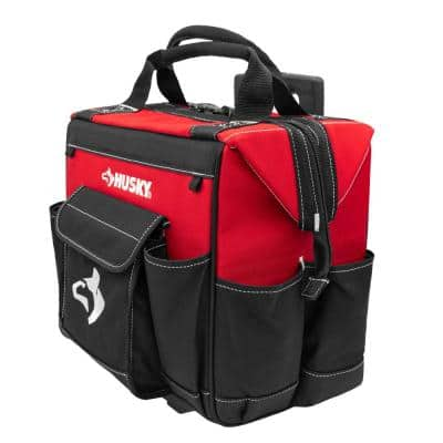 14 in. 13 Pocket Rolling Tool Bag