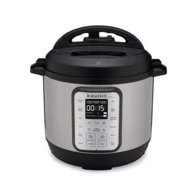 6 qt. Duo Plus Stainless Steel Electric Pressure Cooker