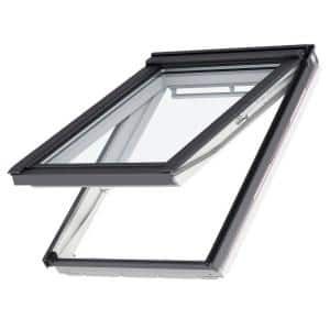 22-1/8 in. x 46-7/8 in. Venting Top Hinged Roof Window with Laminated Low-E3 Glass