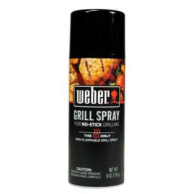 Grill 'N Spray for No-Stick Grilling 6 oz.
