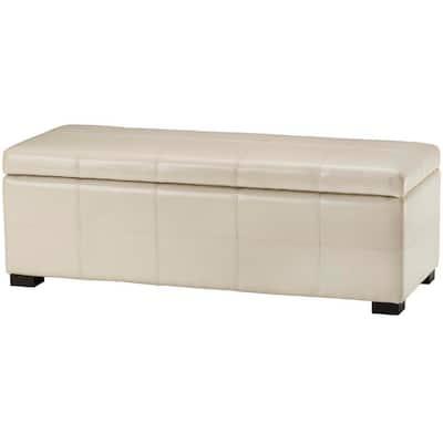 Lily Flat Cream Bench