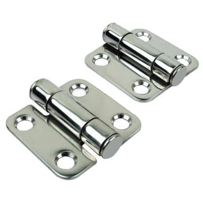 1-1/2 in. x 1-1/2 in. Friction Hinge (2-Piece)