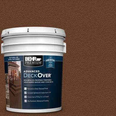 5 gal. #SC-116 Woodbridge Textured Solid Color Exterior Wood and Concrete Coating