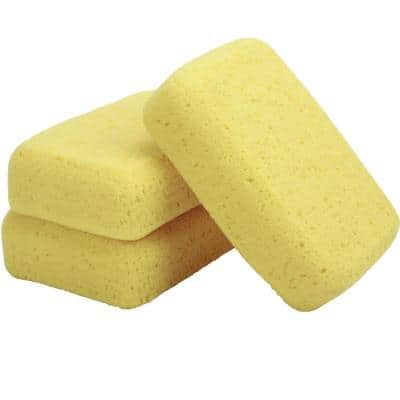Extra Large All Purpose Sponges (3-Pack)
