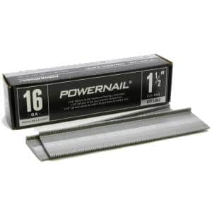1-1/2 in. x 16-Gauge Powercleats Hardwood Flooring Nails (1000-Pack)