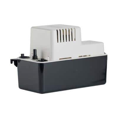 115-Volt Condensate Removal Pump with Safety Switch (5-Case)