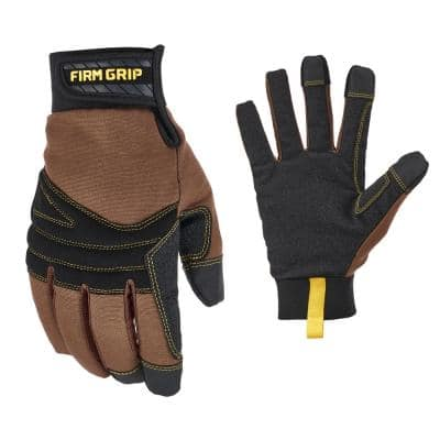 X-Large Winter Trade Master Gloves with Thinsulate Liner
