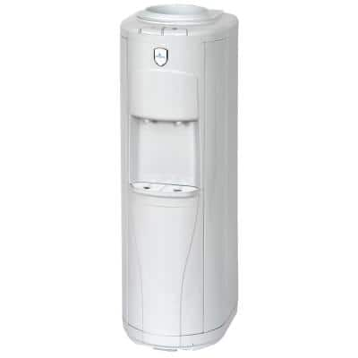 3-5 gal. Room/Cold Temperature Top Load Floor Standing Water Cooler Dispenser w/ Adjustable Cold Thermostat