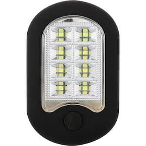 Black LED Dual Utility Light