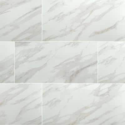 Strata 12 in. x 24 in. Matte Ceramic Floor and Wall Tile (16 sq. ft./Case)