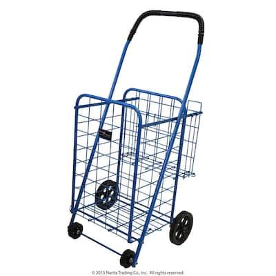 Mini Cart in Blue