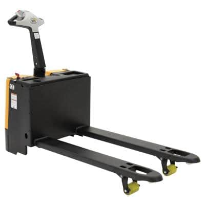 3000 lb. Capacity 25 in. x 47 in. Electric Pallet Truck