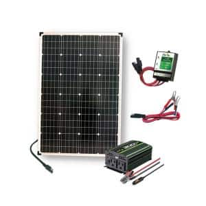 Deals on NATURE POWER 110-Watt Polycrystalline Solar Panel