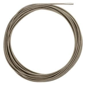5/16 in. x 75 ft. Inner Core Drop Head Cable with Rustguard