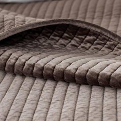 Legends Luxury Harmony Velvet Cotton Blend Quilt