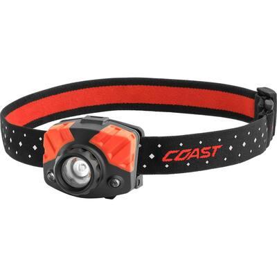 FL75 435 Lumen Dual Color LED Headlamp with Twist Focus
