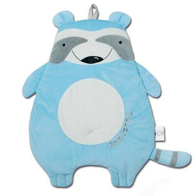 One Size Blue Critter Hugz Designer Character Dog Mats
