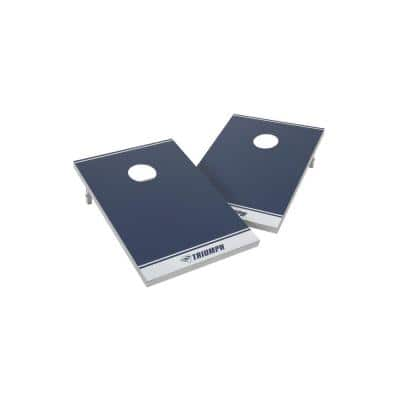 All-Pro 24 in. x 36 in. All Weather Aluminum Bag Toss