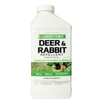 40 Oz. Deer And Rabbit Repellent Concentrate