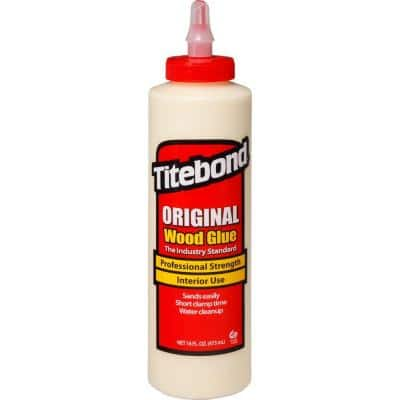 16 oz. Titebond Original Wood Glue (12-Pack)