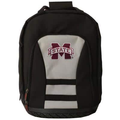 Mississippi State Bulldogs 18 in. Tool Bag Backpack