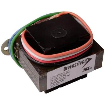 HVAC 120/208/240-Volt (Primary) 24-Volt (Secondary) 40VA Rating Transformer