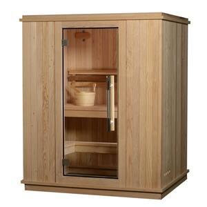 Madison Cedar 3-Person Indoor Electric Sauna