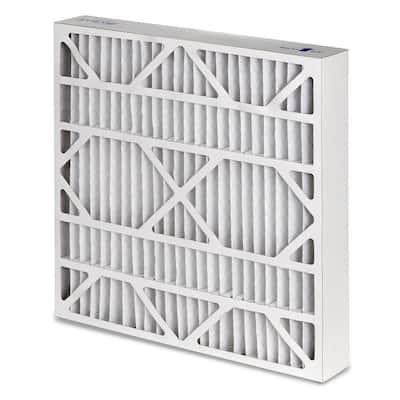 20  x 25  x 4 Standard Capacity MERV 8 Pleated Air Filter (6-Case)