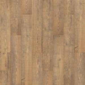 Defense+ 7.48 in. W Rustic Clay Pine Antimicrobial Waterproof Laminate Wood Flooring (1079.65 sq. ft./pallet)