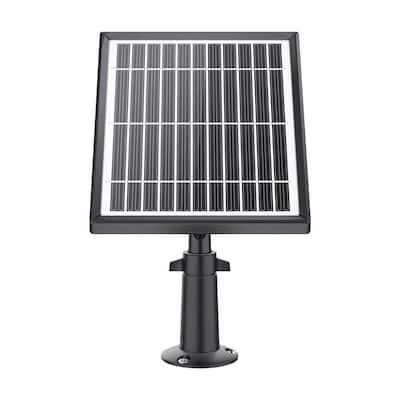 3-Watt 6-Volt Monocrystalline Solar Panels Charge for IP Battery Camera