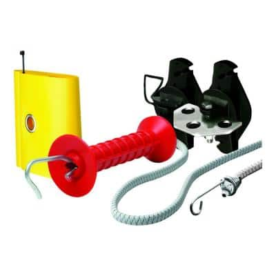 11 ft. to 23 ft. Red Bungy Gate Kit