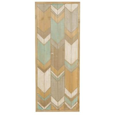 Exton Wooden Modern Arrow Wall Decor