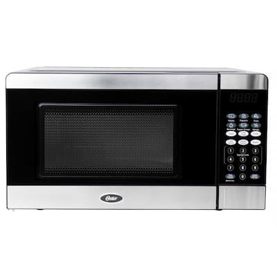 0.7 cu. ft. 700-Watt Microwave Oven in Stainless Steel