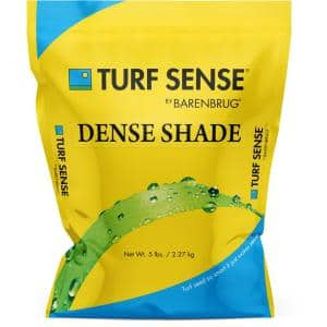 Turf Sense 5 lbs. Dense Shade Mix Grass Seed
