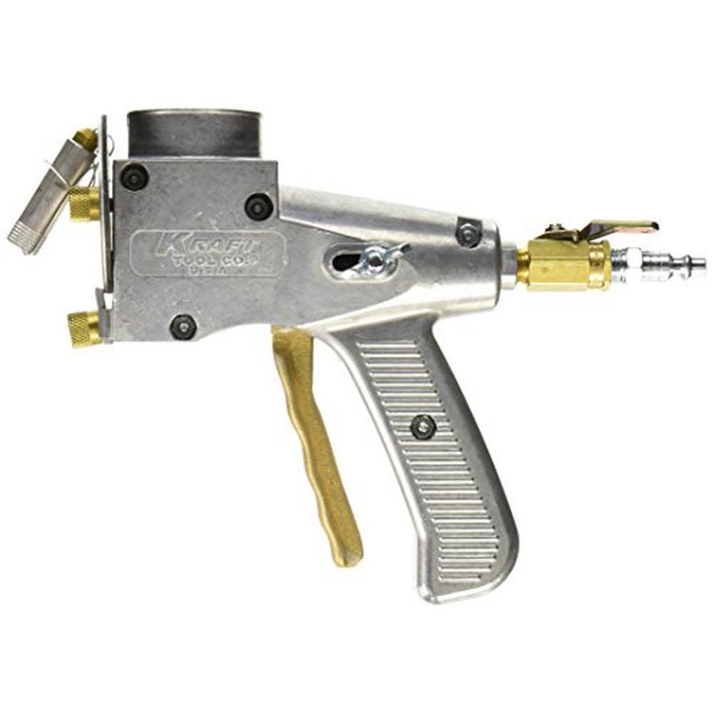 Texture Gun and Cylinder