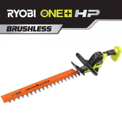 ONE+ 22 in. HP 18V Brushless Lithium-Ion Cordless Battery Hedge Trimmer (Tool Only)