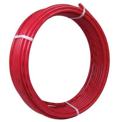 3/4 in. x 300 ft. Coil Red PEX Pipe