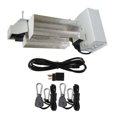 1000-Watt Double Ended HPS Pro Series Open Style Grow Light System