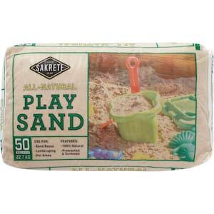 50 lbs. Play Sand