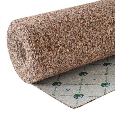Contractor 6 7/16 in. Thick 6 lb. Density Carpet Pad