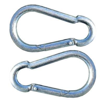 8 mm Spring Clips (Pair)