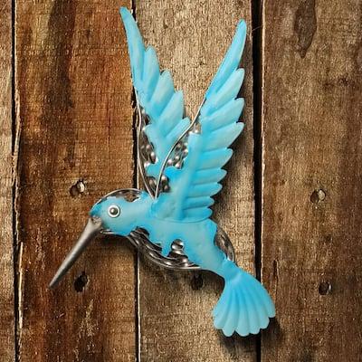 Wall Decoration-Blue Bird